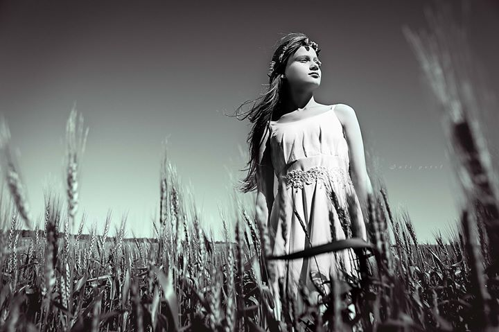 Facebook - Greek goddess of wheat