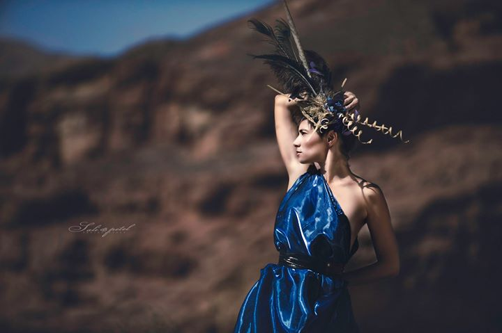 Desert promises are whispered_Mod_ Tiki Dafna_styling & dsn _ Natali Boychuk