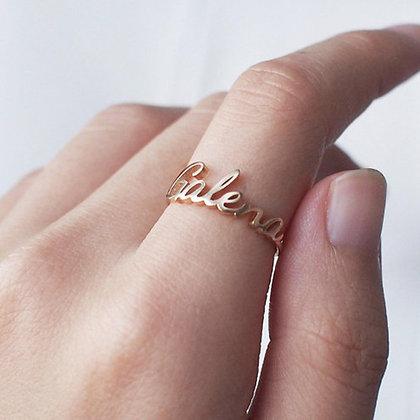 Custom Script Ring