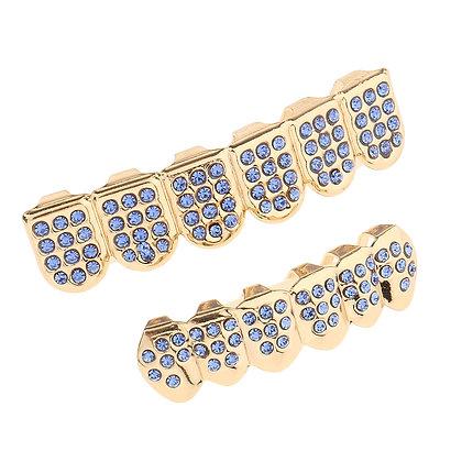 Blue Diamond Grillz