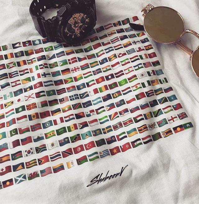 Diversity Hoodie and Tee • One Love • Sh