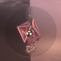 Abstract 3d