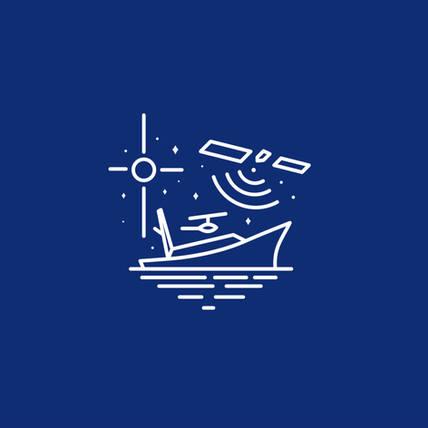 Electromaritima Logotipo