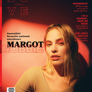 Mock Magazine Spreads