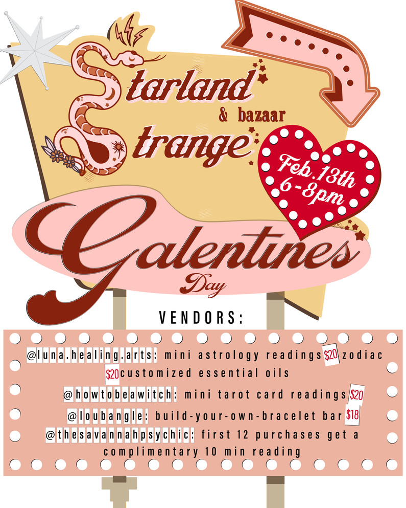 Galentines Event