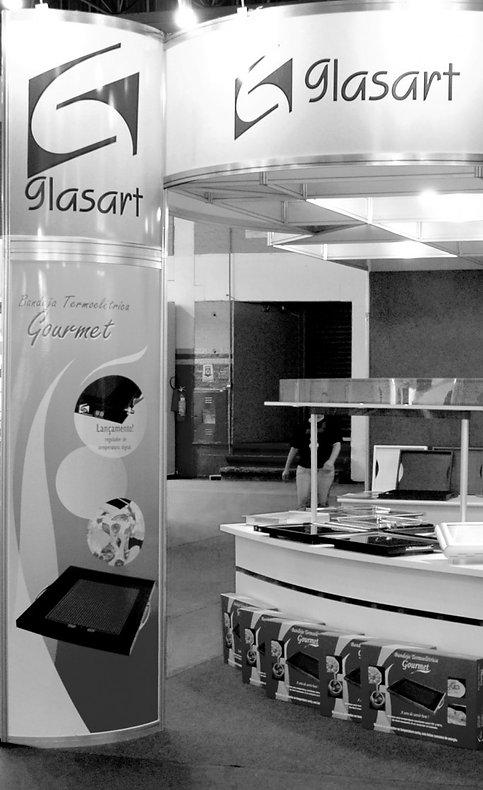 GLASART Equipotel 2005
