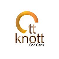 Ott Knott Golf Cart Logo
