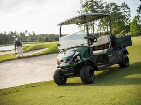 More than just golf carts...