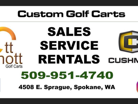 Buying a Golf/Utility Cart during Covid