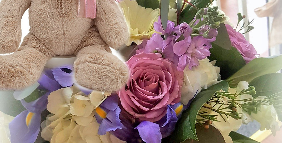 Beary Princess Bouquet