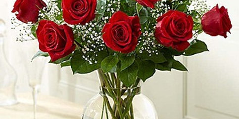 Dz Roses with Truffles