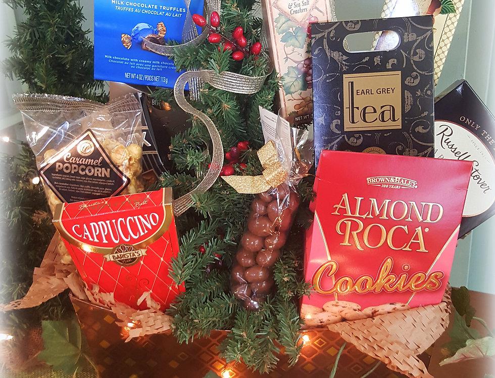 Celebration Gourmet Gift Basket DELUXE