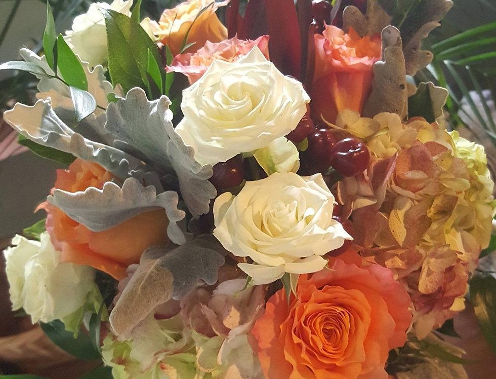 Subtle Havest Bouquet