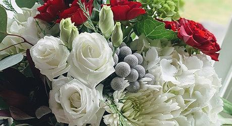 Queens Lace Bouquet