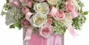 Baby Girl Pincess Bouquet