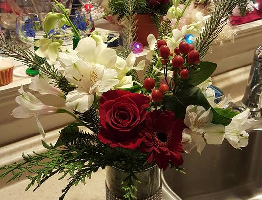 Simply Elegant Wishes Bouquet