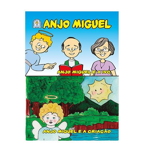 Anjo Miguel - Livro
