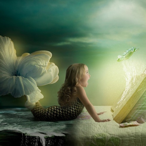 Magic of Literacy: The Mermaid