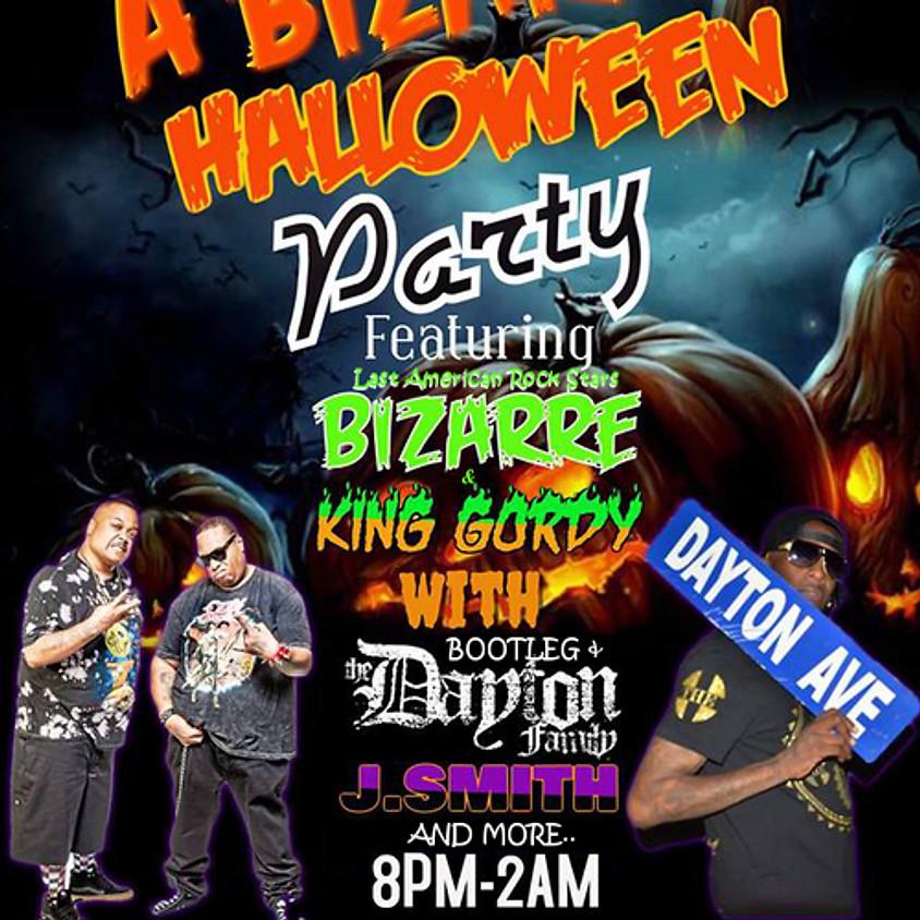A Bizarre Halloween Party