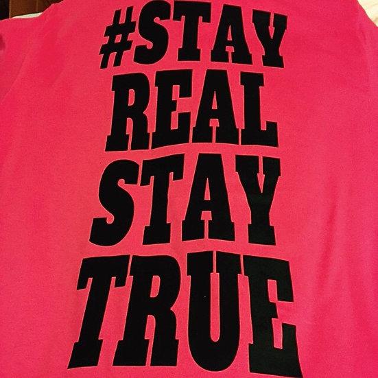#SRST Shirt - Pink/Black