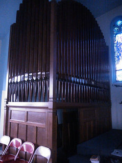 Our Projects | Pipe Organ Repair and Installation | Illinois