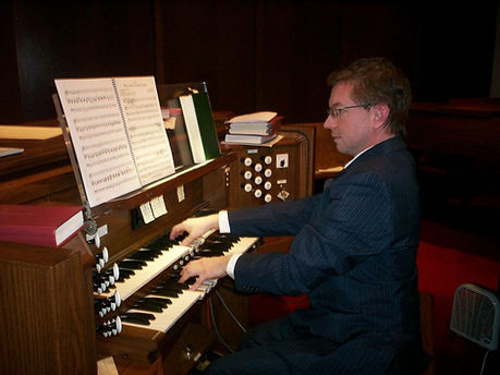 JD Michalec Pipe Organs