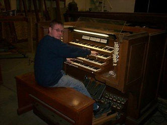 Chicago Pipe Organ Repair