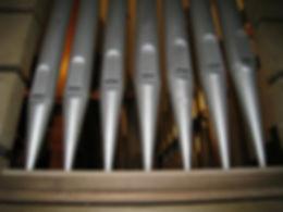 Pipe Organ Pipe Repair and Cleaning