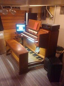 Moller Pipe Organ Repair
