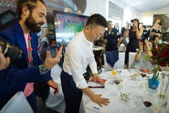 Sacha Jafri, Liu Shilai.jpg