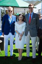 Tom Hudson, Chen Xiaoling, Ben Vestey 2.