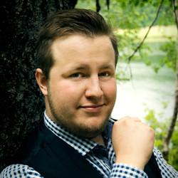 Fredrik Essunger - Bariton