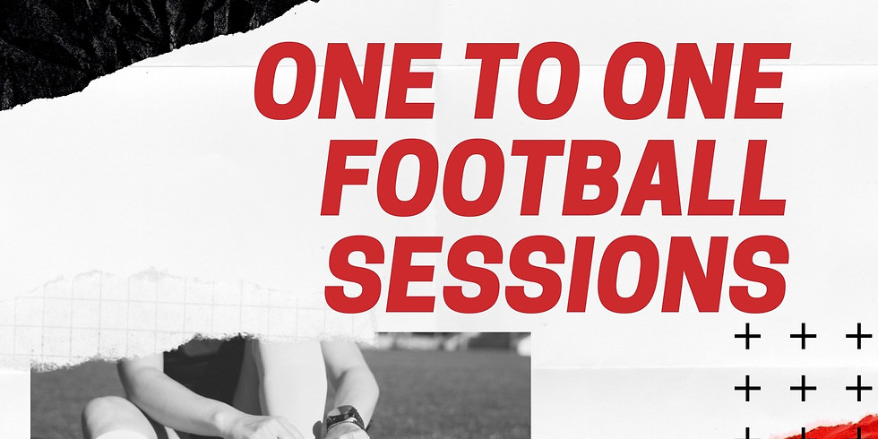 One to One Football Session