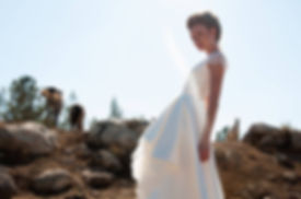 wedding gown designer israel