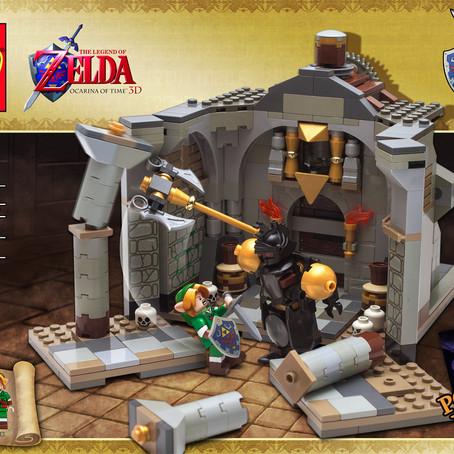 LEGO Legends of Zelda coming to a shelf near you!?