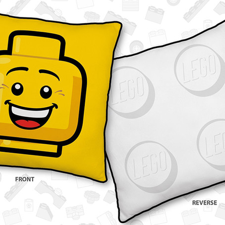 LEGO to launch homeware range