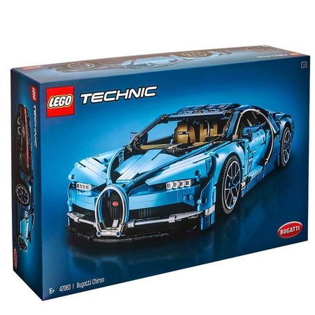 LEGO Bugatti makes John Lewis Top 10 Christmas Toys 2018