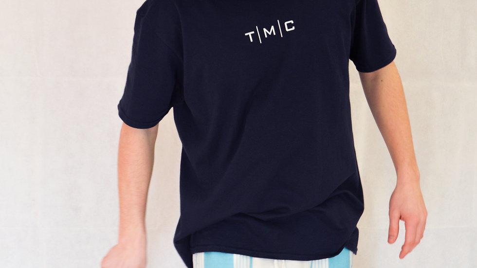 TMC Casual T-shirt (Navy)