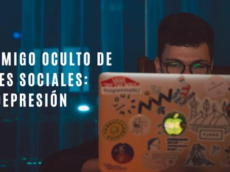 El amigo oculto de redes sociales: La Depresión