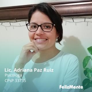 Lic. Adriana Paz
