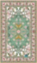Taj Mahal 1.20 x 2.00m