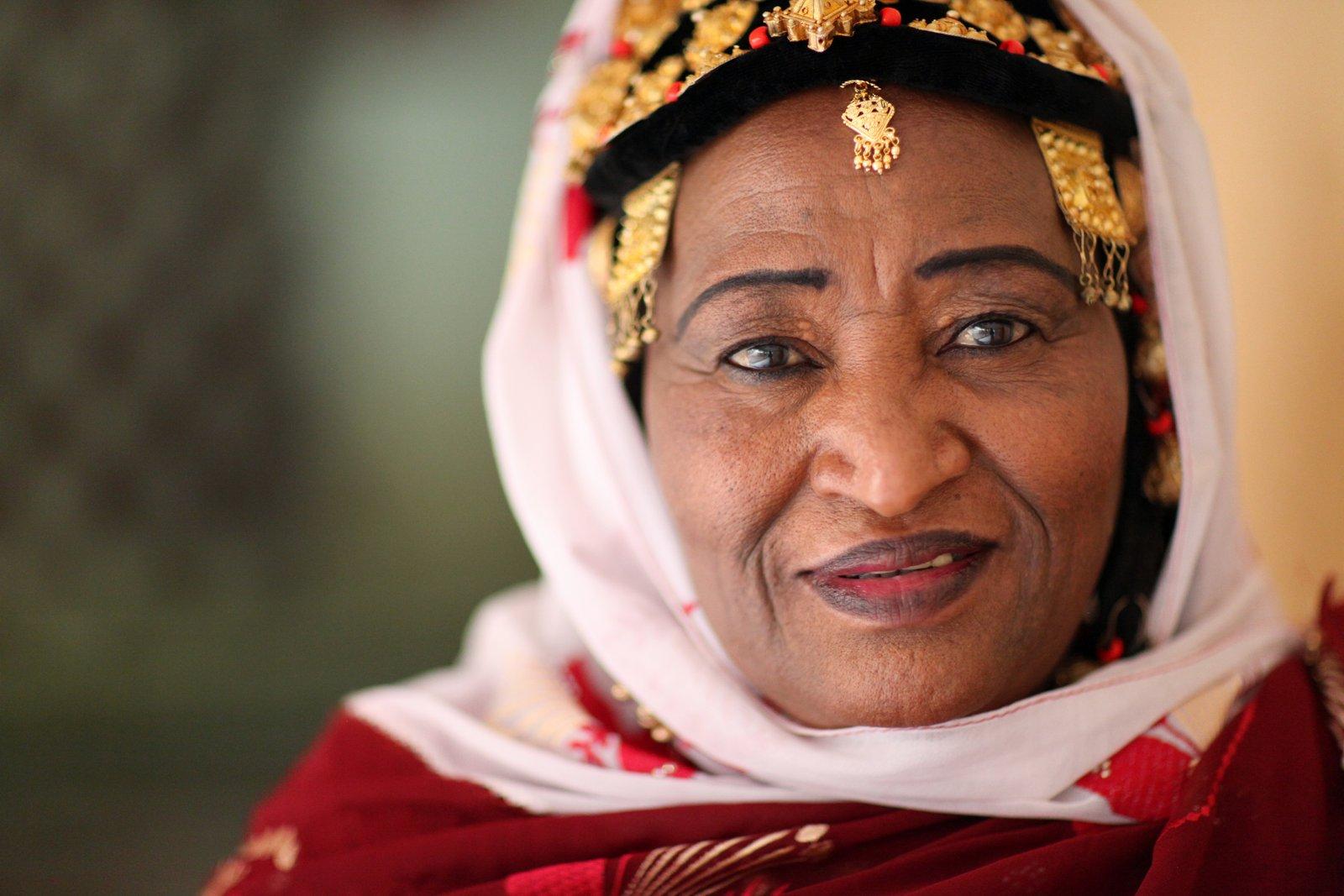 Malian singer Khaira Arby