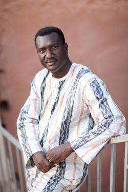Malian ngoni player Bassekou Kouyaté