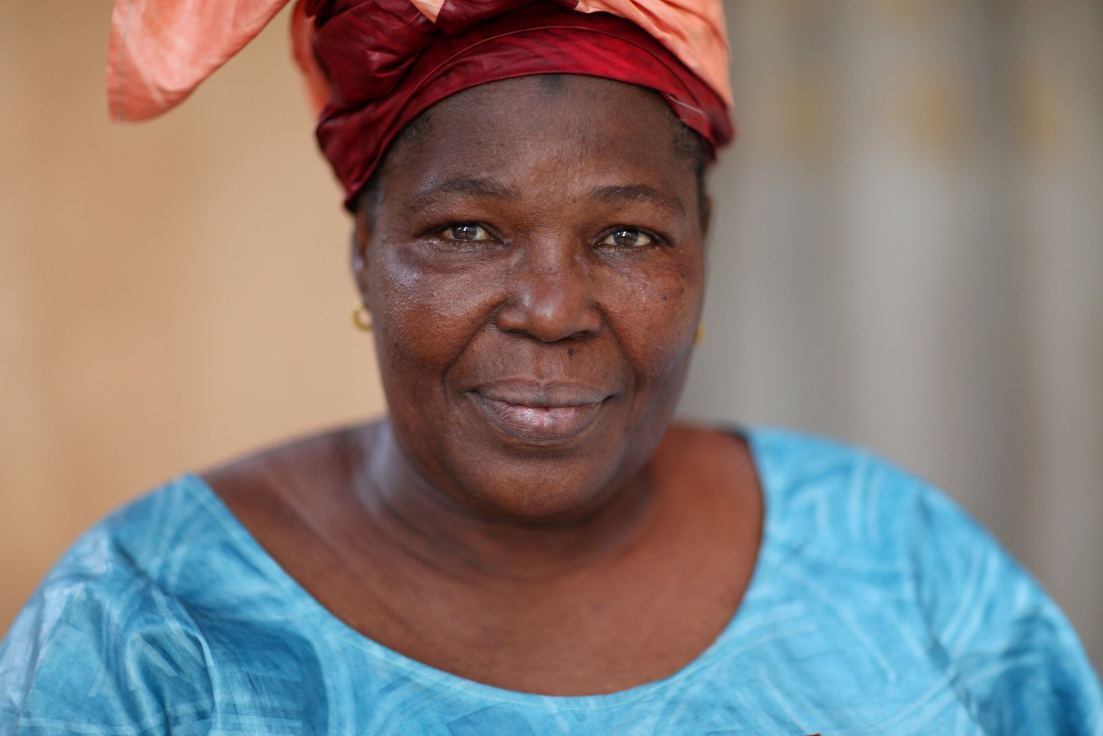 Malian singer Bako Dagno