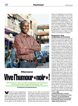Le Parisien Week-End - 22 avril 2019
