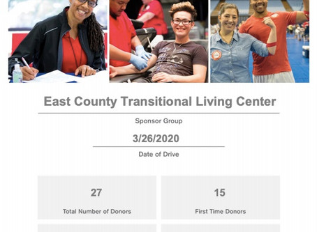 See how ECTLC is giving back to our community