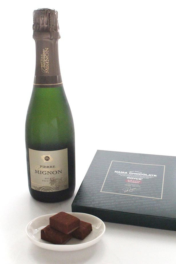 金賞受賞のシャンパン入り!ロイズの生チョコレートってどんなもの?