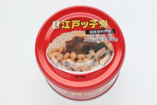 江戸(東京)で食べられていない、愛媛県産おかず缶詰「江戸ッ子煮」とは?
