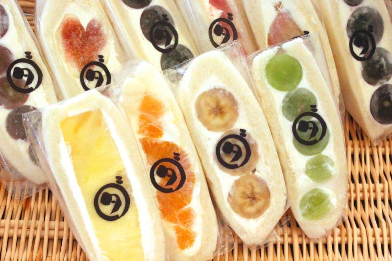 タビサキ ご当地スーパーの名物 愛知県岡崎「生フルーツサンド」