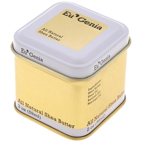 Shea Butter Tin by EU'GENIA